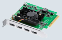 DeckLink Quad HDMIRecorder