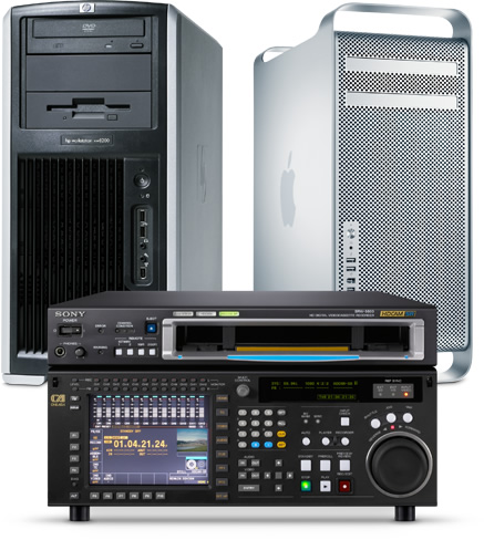Decks and Servers