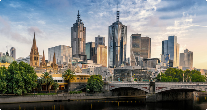 Melbourne office