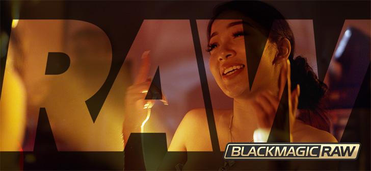 Blackmagic Raw