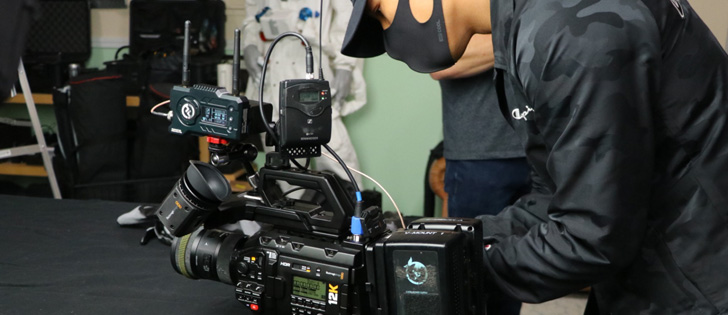 Artlist shoots documentary with URSA Mini Pro 12K