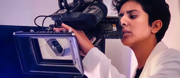 Sci Fi/Fantasy thriller Neo-Bedouin uses URSA Mini Pro 12K