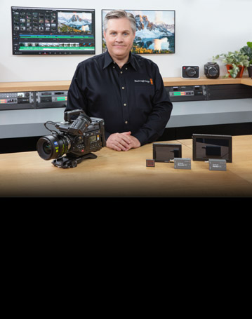 Blackmagic Update Video