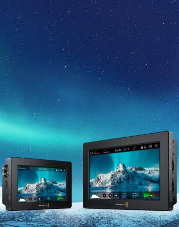 New Blackmagic Video Assist 3G
