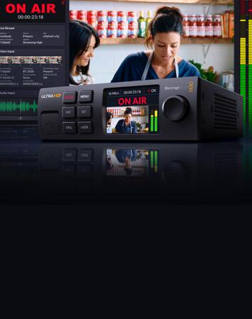 Blackmagic Web Presenter HD