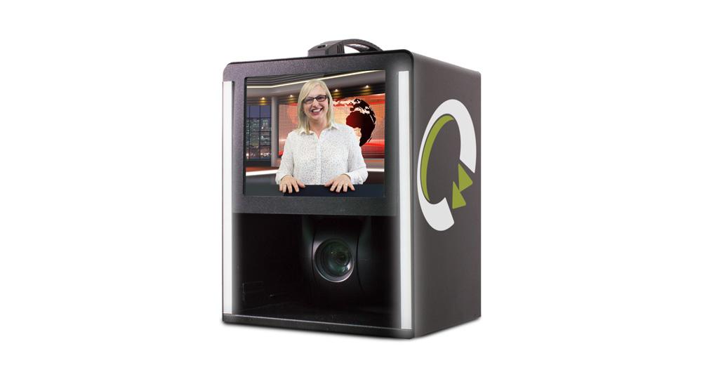 Blackmagic Design Decklink Mini Recorder 4k Used With Quicklink Studio In A Box St500 Quicklink