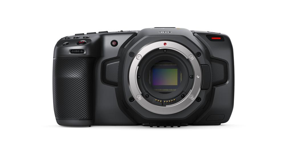 Blackmagic Design anuncia nueva Pocket Cinema Camera 6K