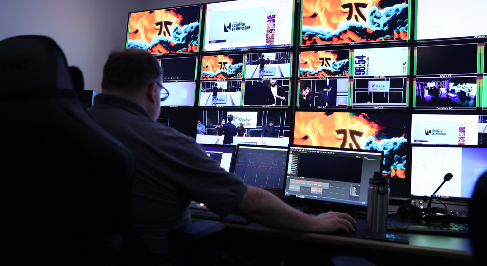 Freaks 4u Gaming Ramps Up Esports Broadcasting With Blackmagic Design Gear