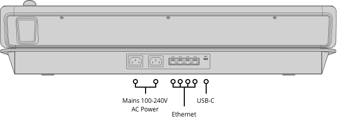 ATEM 2 M/E Advanced Panel