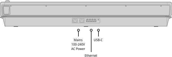 ATEM 4 M/E Advanced Panel