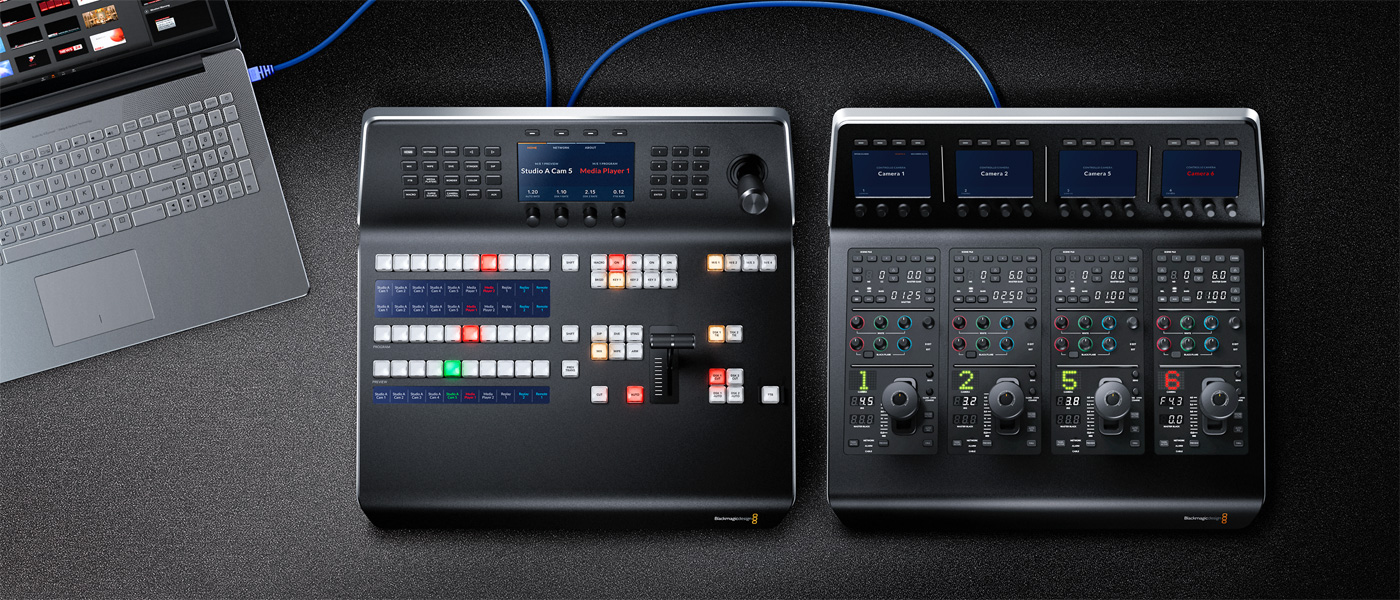 Live Production Workflow
