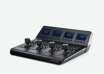 Atem Camera Control Panel Blackmagic Design