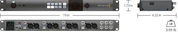ATEM Studio Converter