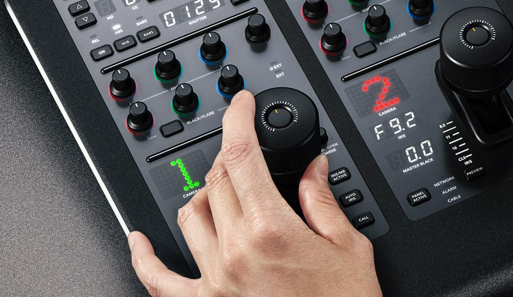 Atem Mini Camera Control Blackmagic Design