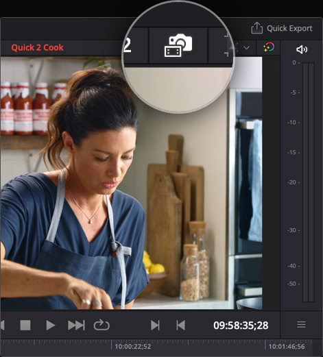 Relink to Blackmagic RAW Camera Files