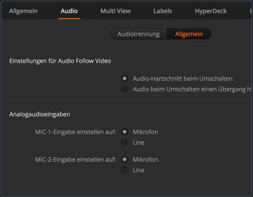 Create Broadcast Quality Mastered Audio