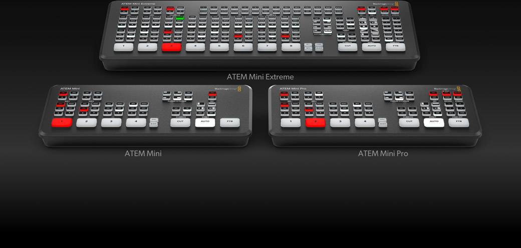 Atem Mini Blackmagic Design