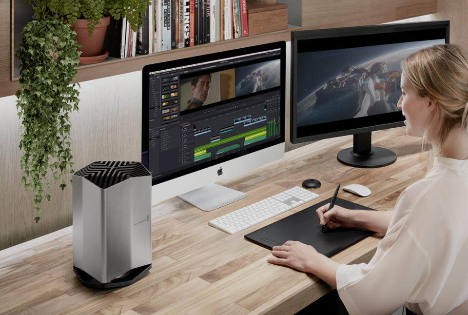 Blackmagic eGPU | Blackmagic Design