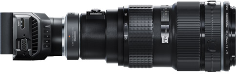 Four Thirds Lens Adapter