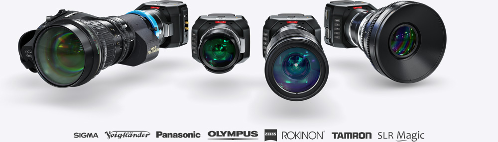 ENG, Wide, Zoom & Cine Lenses