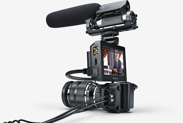 Blackmagic Micro Studio Camera 4k Design Blackmagic Design