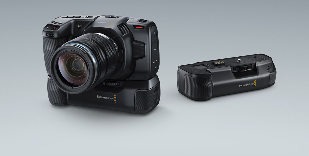 Blackmagic Pocket Battery Grip