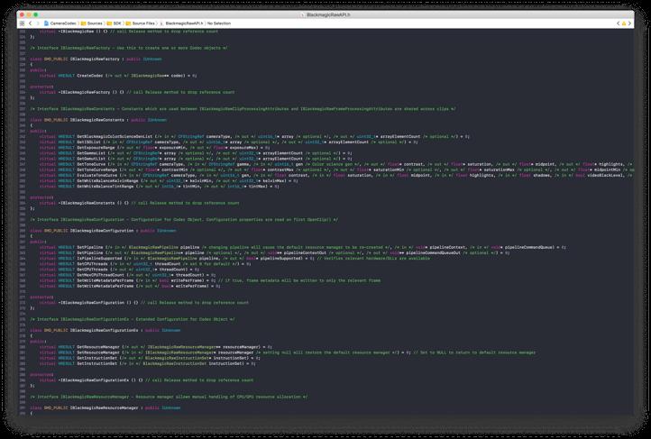 Free Software Development Kit