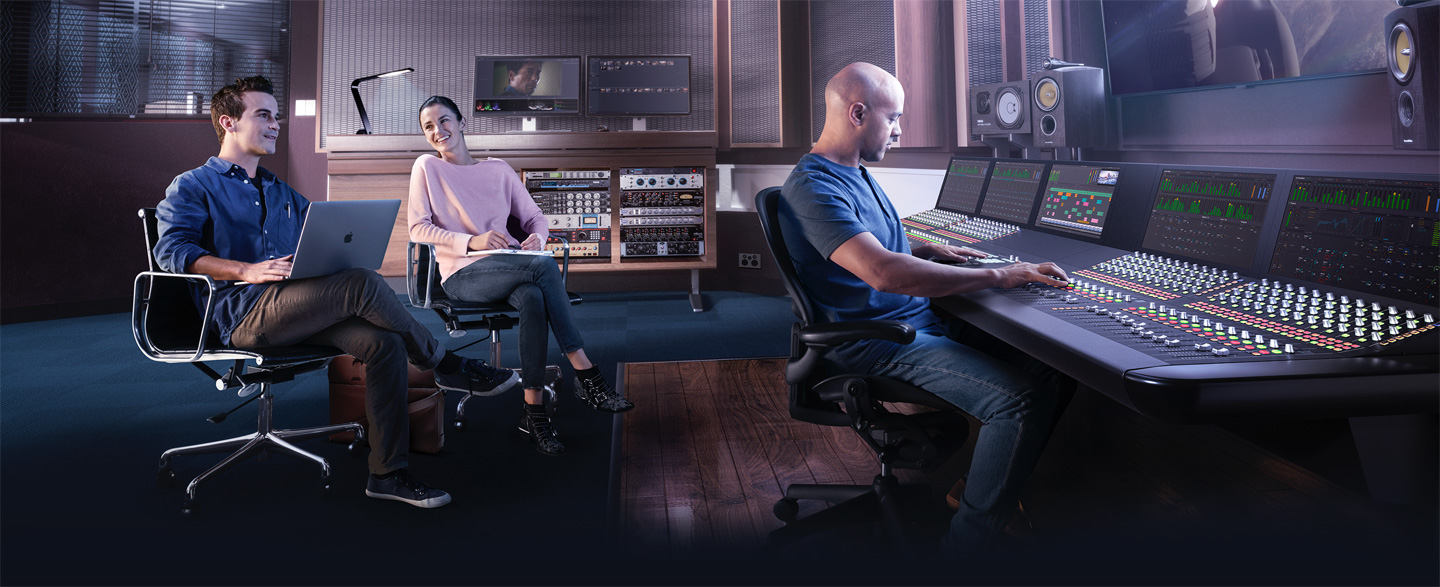 Available Now in DaVinci Resolve