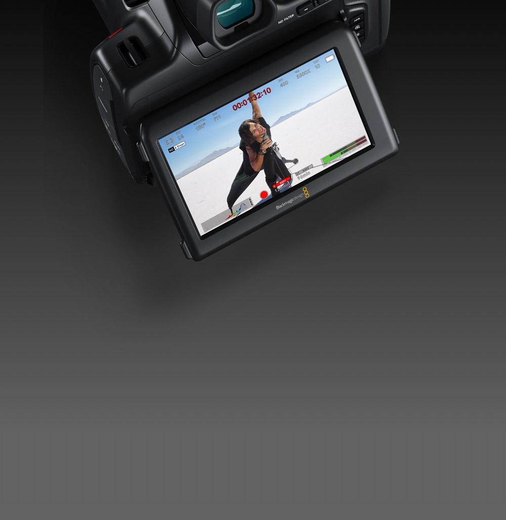 Video Assist Controls