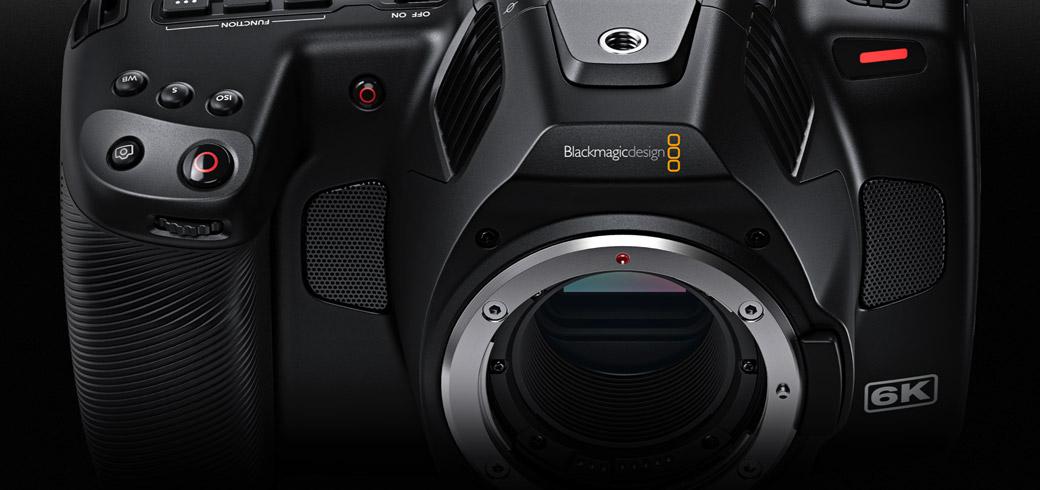 Blackmagic Pocket Cinema Camera Design Blackmagic Design