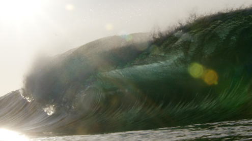 Empty Wave Spits