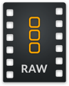 Blackmagic Raw Logo