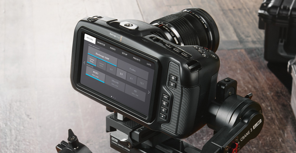 Introducing Blackmagic RAW