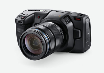 Blackmagic Pocket Cinema Camera Blackmagic Design