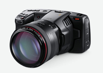 Blackmagic Pocket Cinema Camera Studio Blackmagic Design