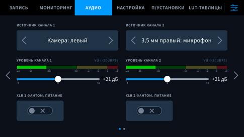 Professional Audio Control