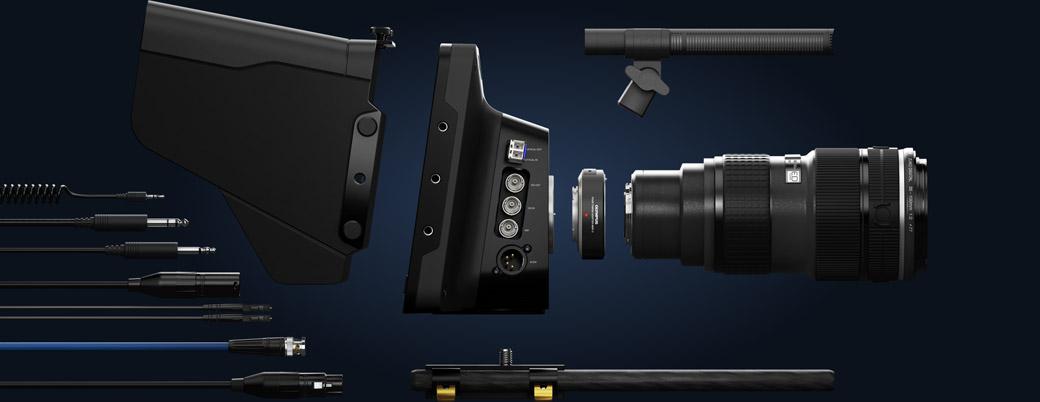 Blackmagic Studio Camera Accessories Blackmagic Design