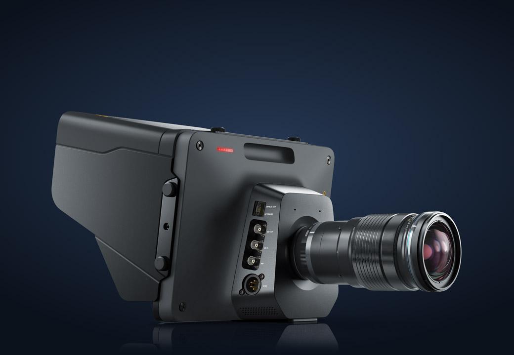 Blackmagic Studio Camera Blackmagic Design
