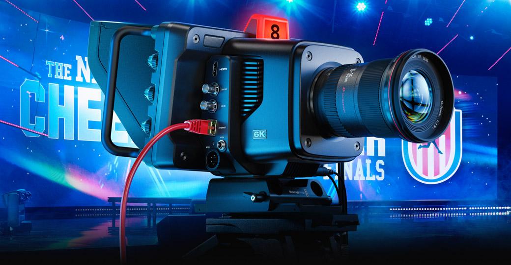 Blackmagic Studio Camera Pro