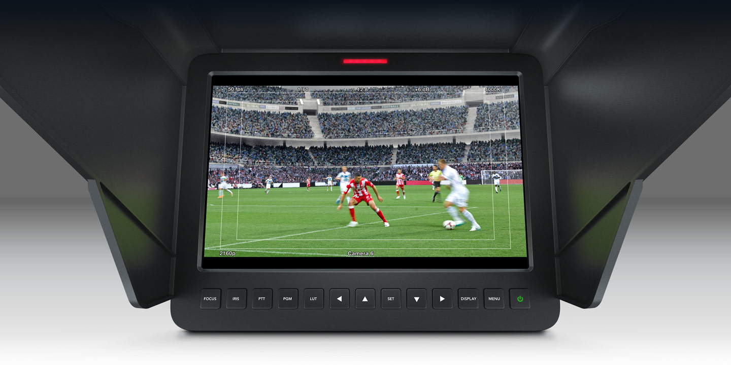 blackmagic sudio hd