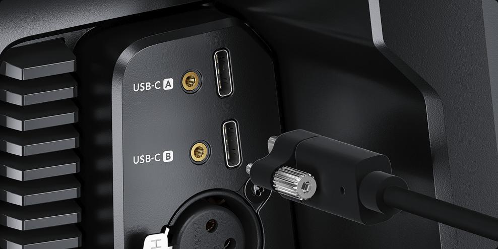 Connect via USB Disk