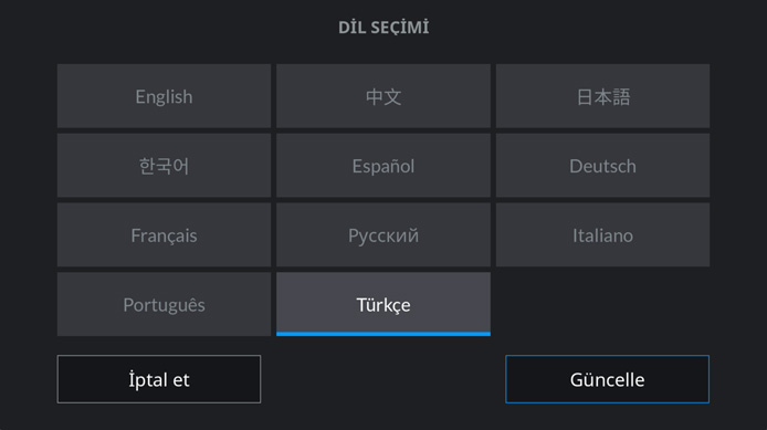 Localized For 11 Languages