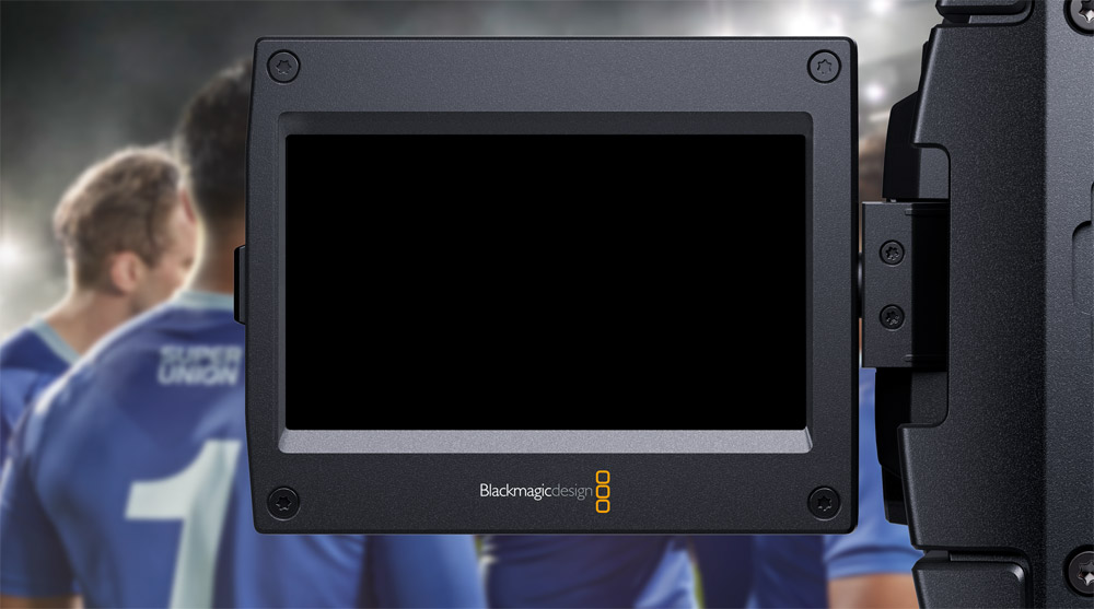 Advanced Blackmagic OS background