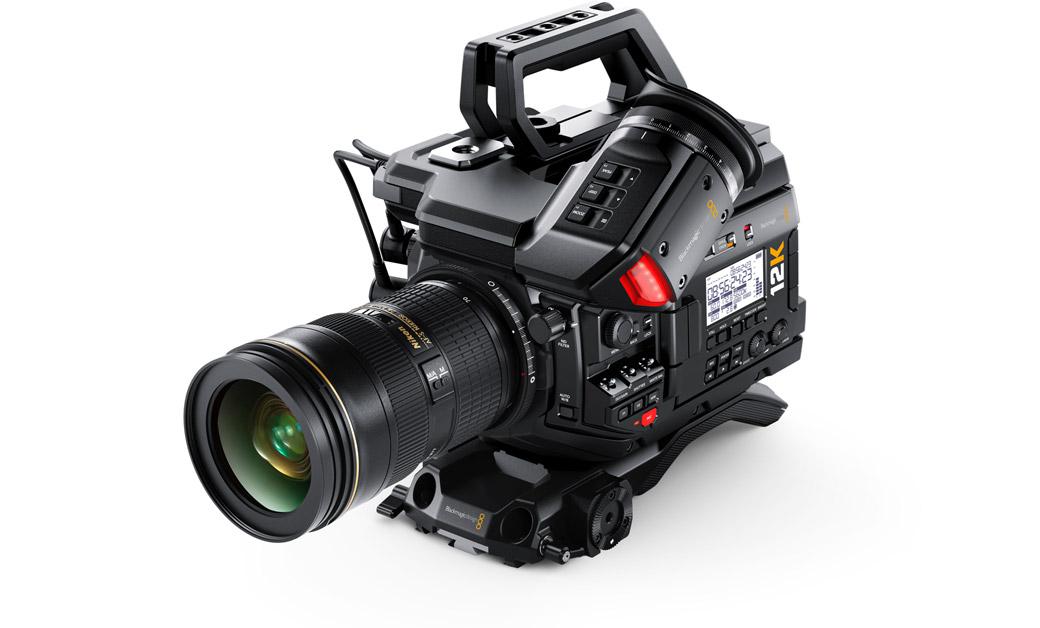 F lens