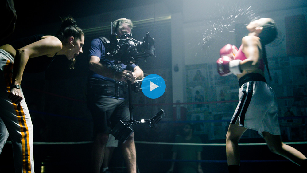 Behind the Scenes - The Fighter