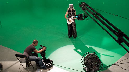 Behind the Scenes with Steve Vai's 'Dark Matter'