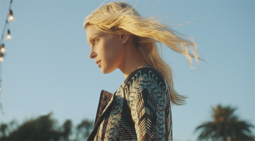 Endless Summer Music Video for BCBG Max Azria Feat. Agnes Azria