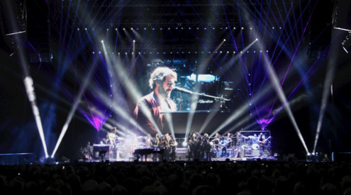 Behind the Scenes with Josh Groban's 'Bridges' Tour