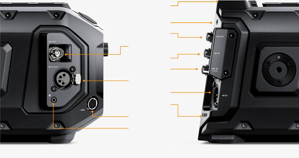 Camera Sides