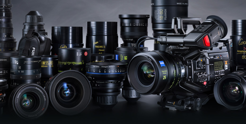 Interchangeable Lens Mounts